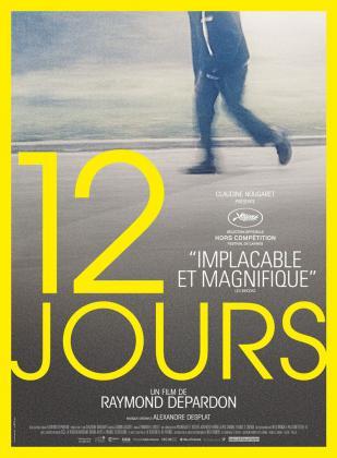 """Affiche """"12 Jours"""""""