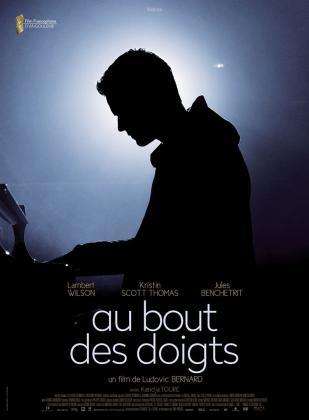 """Affiche """"Au bout des doigts"""""""