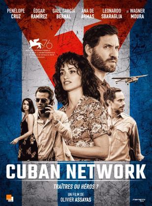 "Affiche ""Cuban Network"""