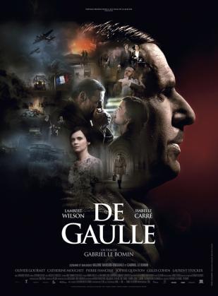 """Affiche """"De Gaulle"""""""