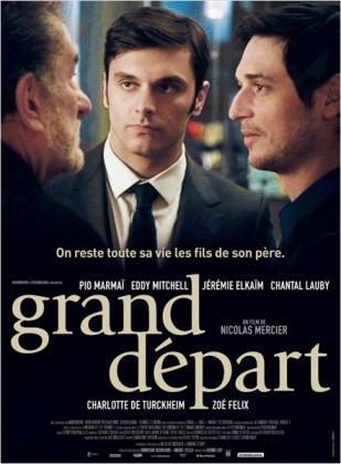 """Affiche """"Grand départ"""""""