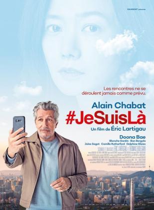"""Affiche """"#jesuisla"""""""