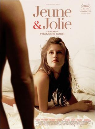 """Affiche """"Jeune et jolie"""""""