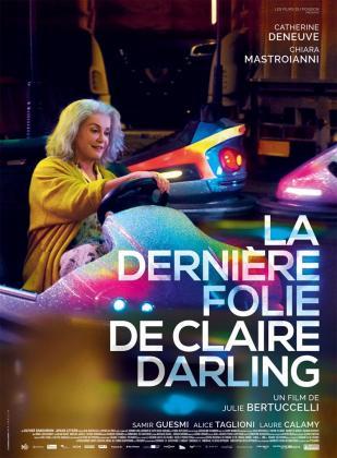 """Affiche """"La dernière folie de Claire Darling"""""""