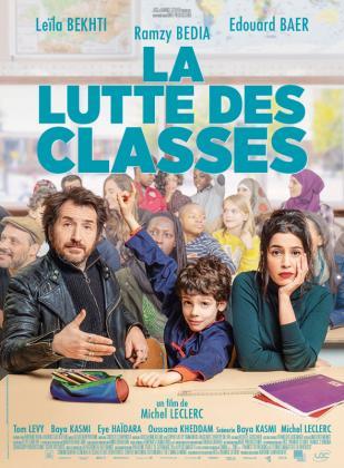 """Affiche """"La lutte des classes"""""""