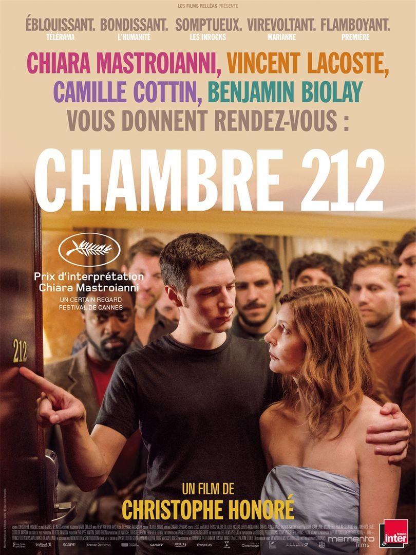 "Affiche ""Chambre 212"""