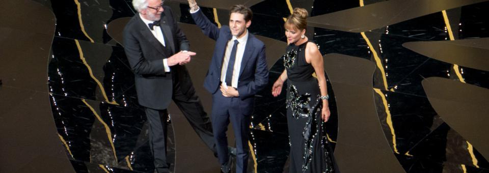 Grand Prix du Jury à Cannes en 2016