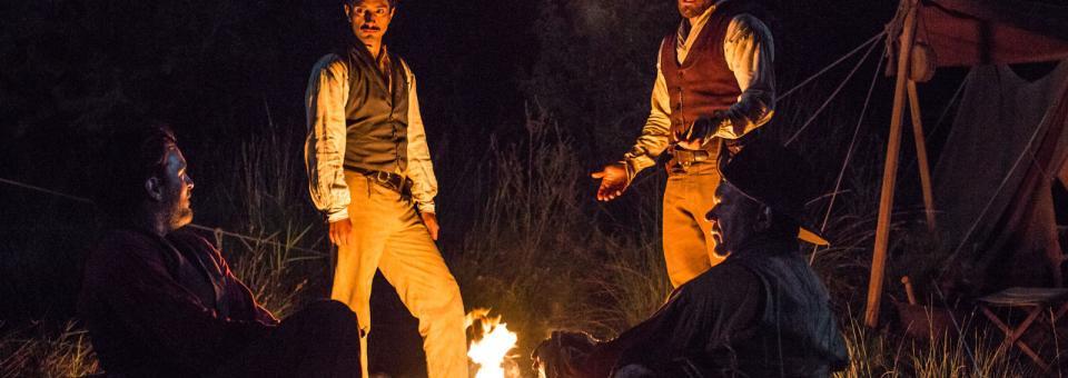 Joaquin Phoenix et Jack Gyllenhaal